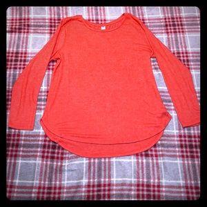 Old Navy Plush Tunic Sweater